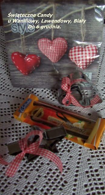 Candy u Natalki Wanilki ;-)