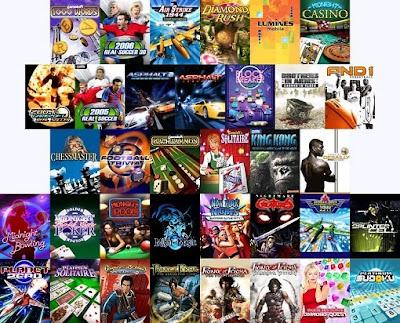 Pack Completo de Juegos Gameloft