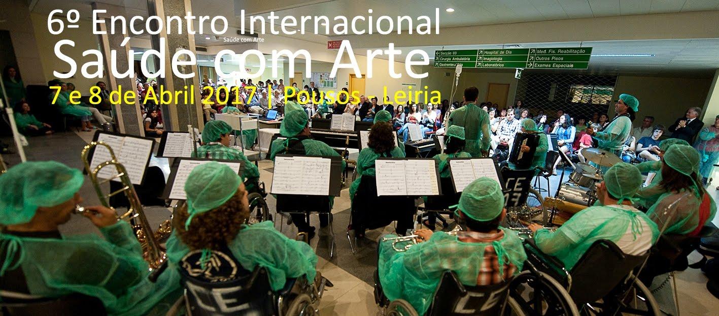 6º Encontro Internacional Saúde com Arte