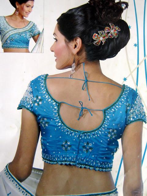 Designer 2013 Blouses for India Women | MEHNDI-DISIGNS