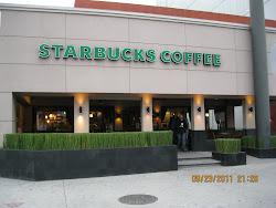 Tijuana Starbucks