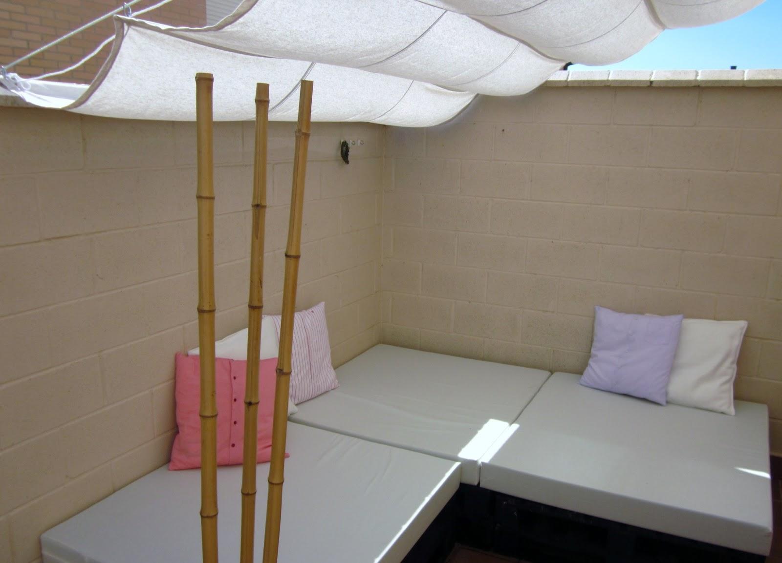 I d e a toldo corredizo casero for Toldos corredizos para terrazas