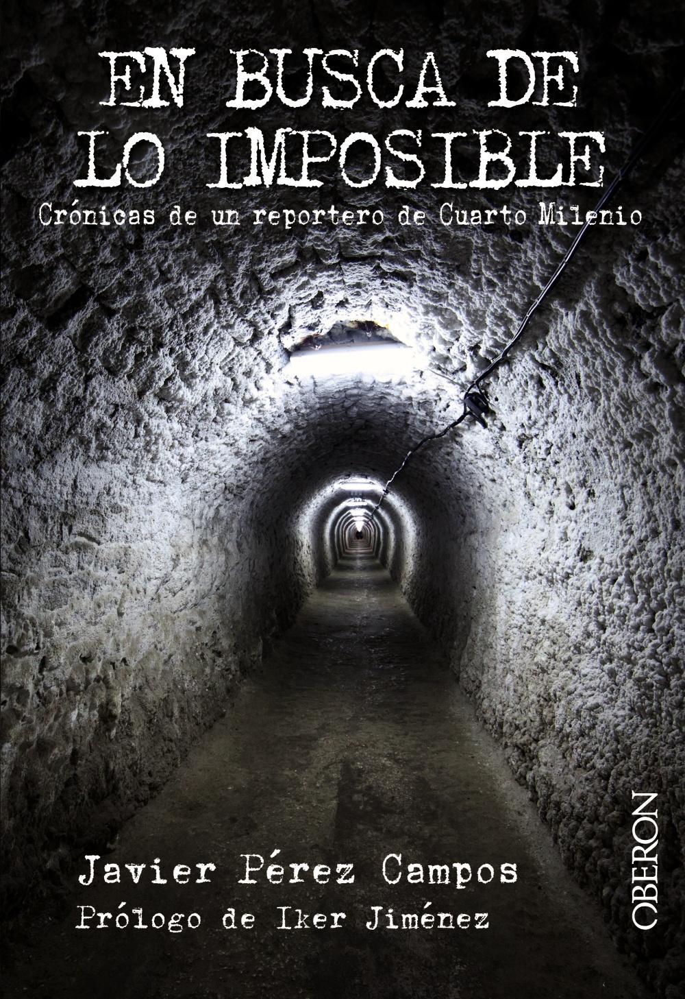 Un libro un secreto en busca de lo imposible de javier for Cuarto milenio ultimo capitulo completo