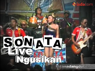 republik sulap, deviana safara, sonata, sonata live ngusikan 2013, cover kaset sonata live ngusikan