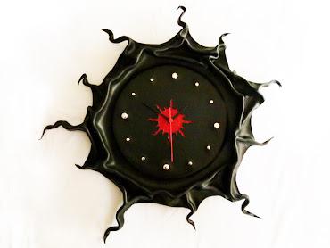 Paretako Erlojua/ Rellotge de Paret/ Reloj de Pared
