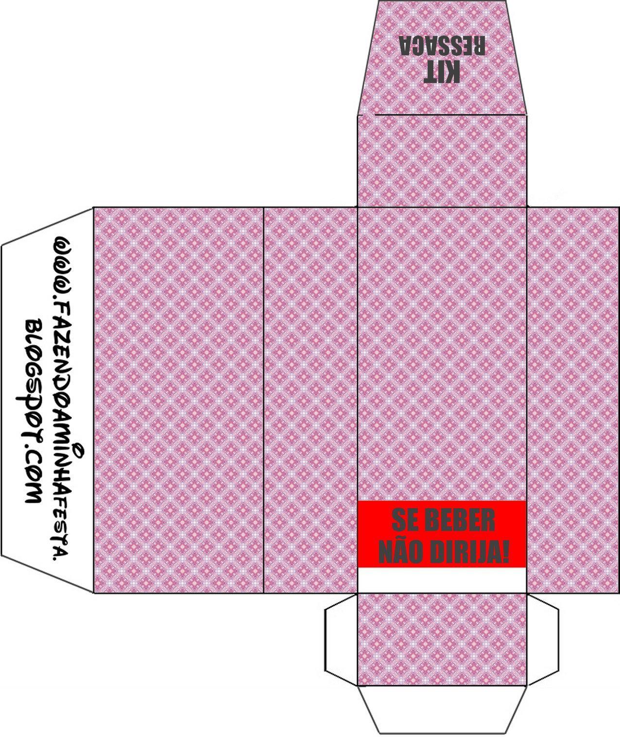 post tem moldes para você fazer sozinho um lindo kit para banheiro #C70404 1276x1517 Atenção Banheiro Em Manutenção