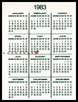 Ubicar una fecha cualquiera del pasado