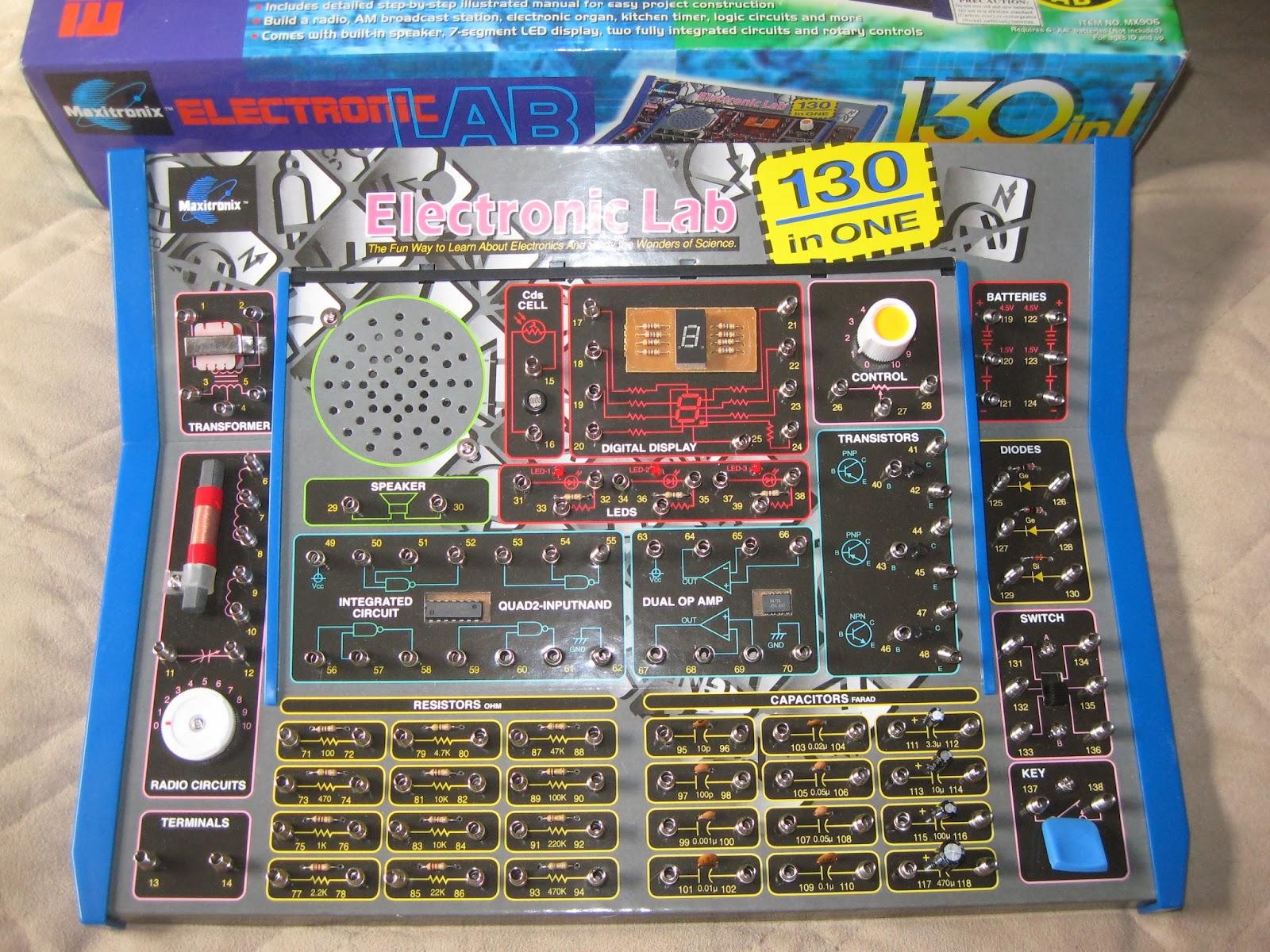 Children S Electronic Building Kits