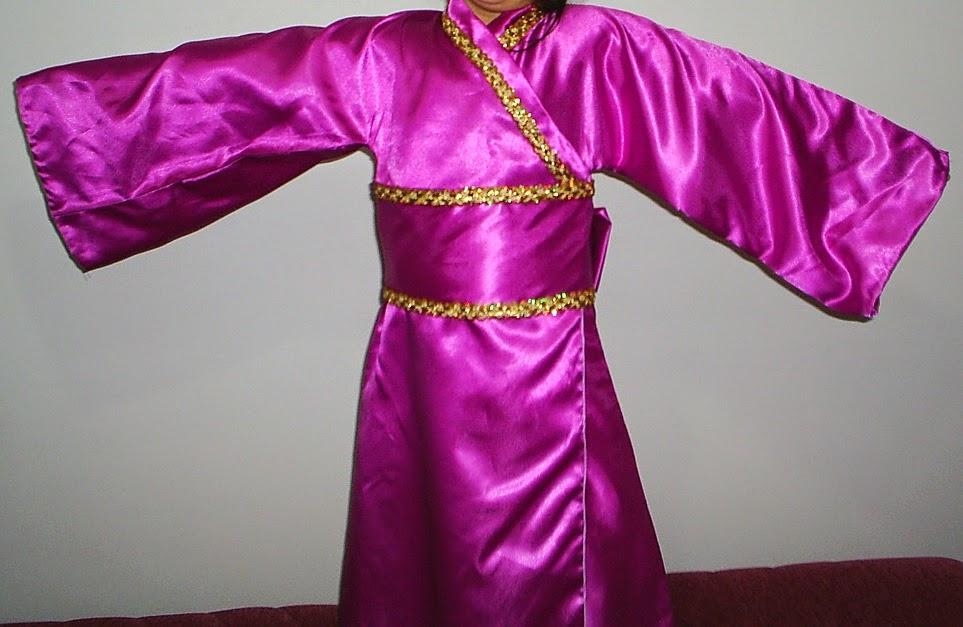çin kıyafet tasarımı