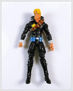 Hasbro Marvel Universe X-Men Longshot figure