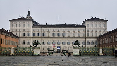 Palazzo Reale in Torino