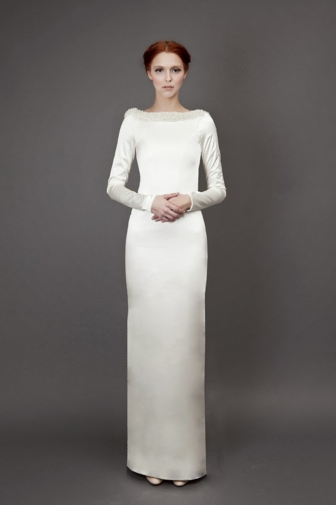 Heidi Elnora Fall 2013 Bridal Collection