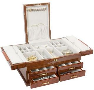 womens jewelry box