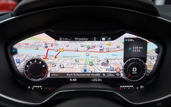 El restyling del Audi A3 lucirá un cuadro de instrumentos digital