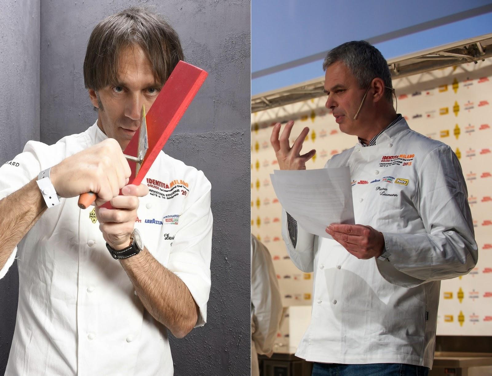 Frittomisto cucina ed emozioni davide oldani e pietro - Pietro leemann corsi di cucina ...