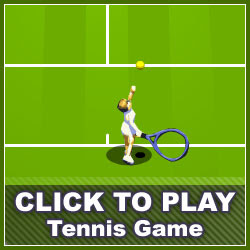 Yahoo Tennis Game
