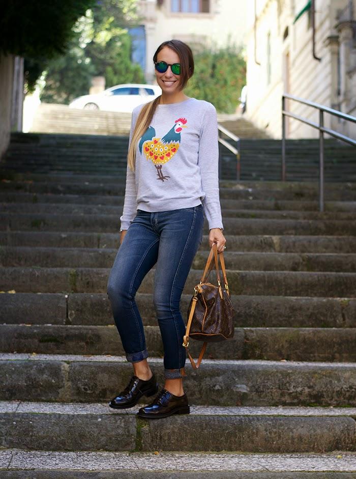 outfit jeans e scarpe maschili