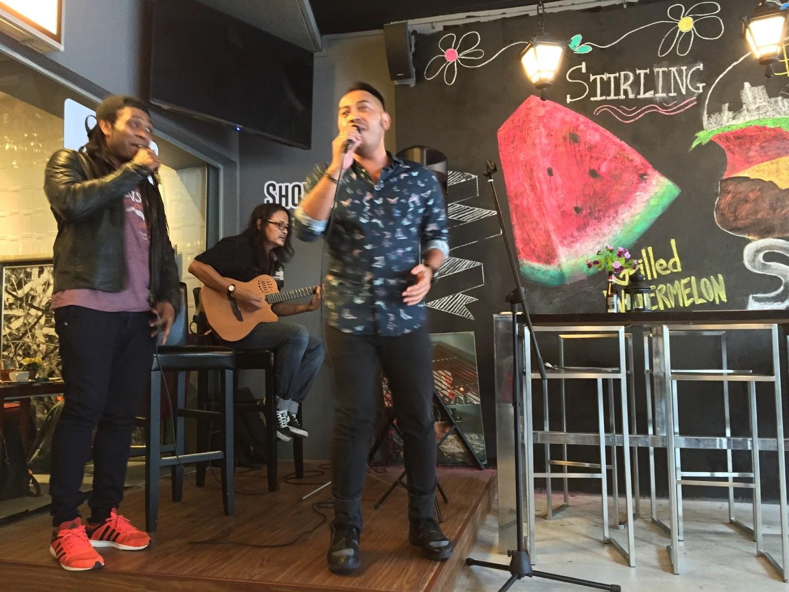 Lucky Octavian and Micky - Indonesian Idol Season 1