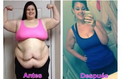Ella pesaba más de 400 libras! Ella comparte su estrategia de pérdida de peso Aquí