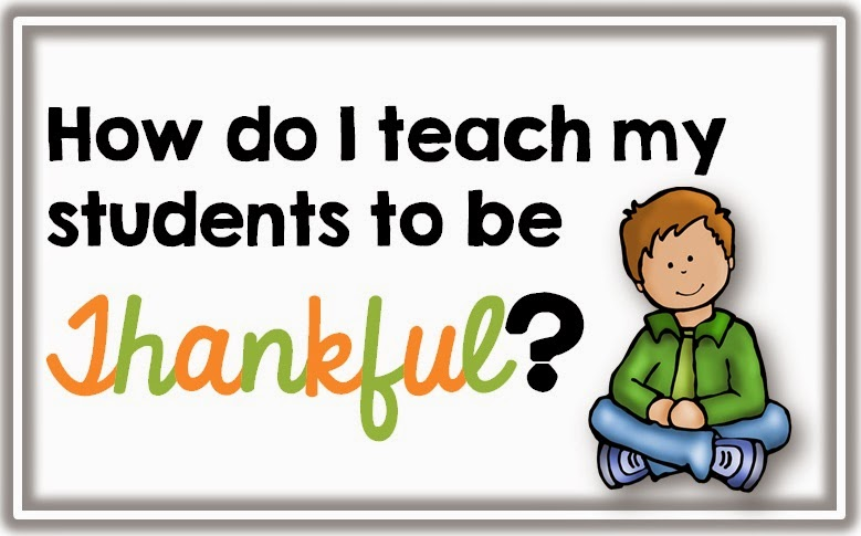 Thankful Jar: A Chalk Talk Vlog YouTube Hop Clever Classroom blog