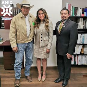 PRESIDENTE DE AMIC VERACRUZ, TRABAJO INCANSABLE POR LA DEFENSA DE LAS MIPYMES VERACRUZANAS