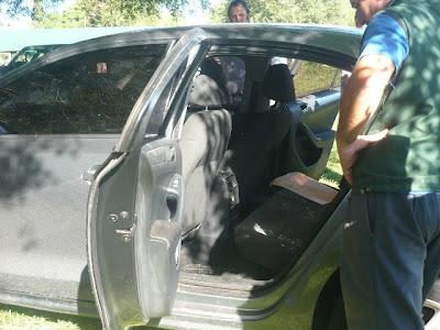 auto de colombo robado