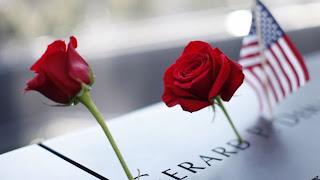 Christmas Tributes at 9/11 Memorial
