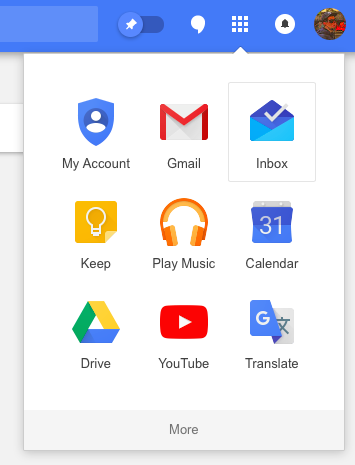 how to go to google dsettings page