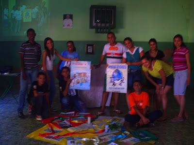 Formação Missionária para jovens no Mato Grosso do Sul