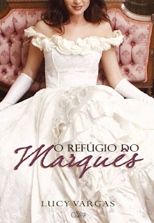 [Resenha] O Refúgio do Marquês | Lucy Vargas