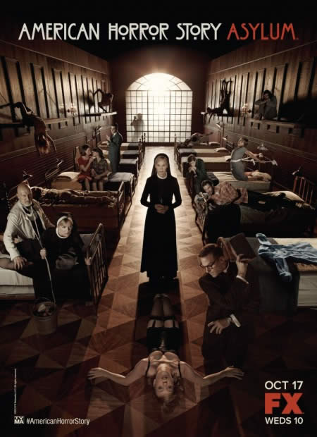 american horror story cartaz 2aTemporada Baixar American Horror Story [S02E09] 2x09   The Coat Hanger   AVI + RMVB Legendado