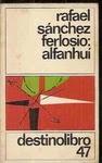 """Alfnahuí"" - Rafael Sánchez Ferlosio"