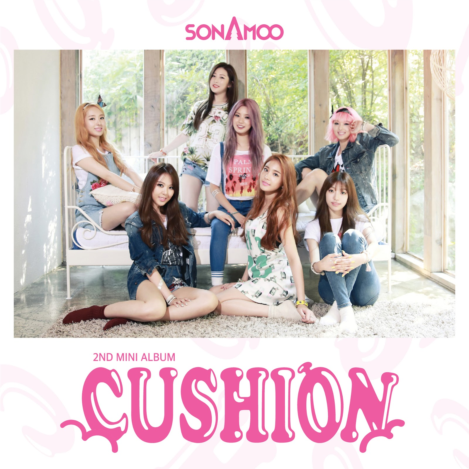 Download Sonamoo Cushion mp3 full mini album mv mp4