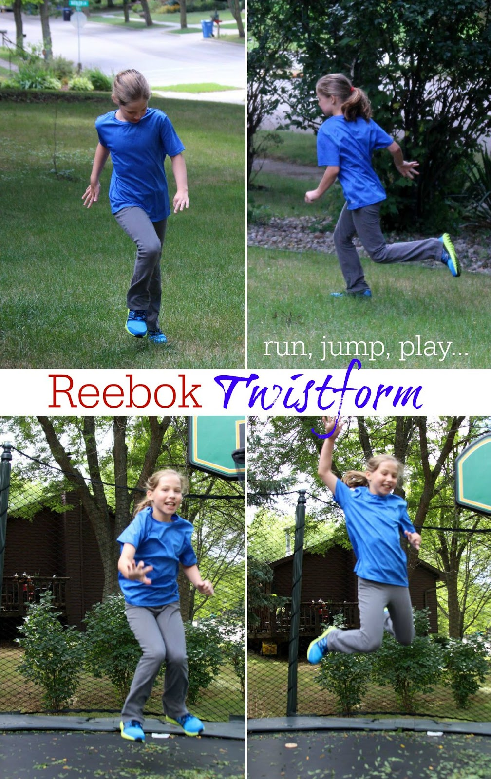Reebok Twistform review