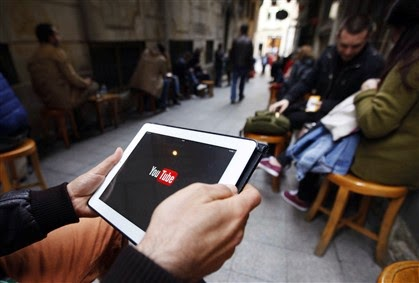 Em protesto ao bloqueio do You Tube, Hackers bloqueiam site do governo da Turquia.