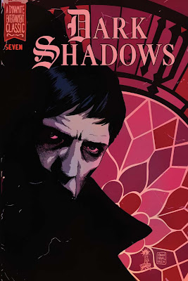 Cover of Dark Shadows #7 from Dynamite