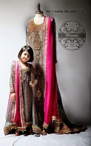 Kids Formal Dresses by Sundus