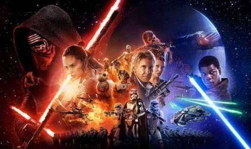 Star Wars: The Force Awakens Star Wars VII