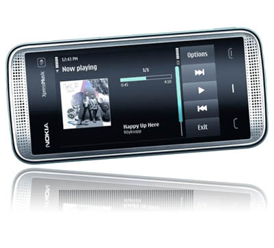 Nokia 5530 XpressMusic - Denny Neonnub