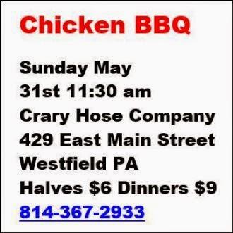 5-31 Chicken BBQ Westfield