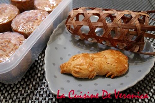 La Cuisine De Veronica 豬籠餅