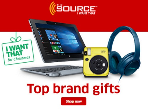 The Source Daily Deals One-Day Deals