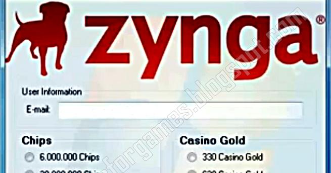Zynga casino gold free