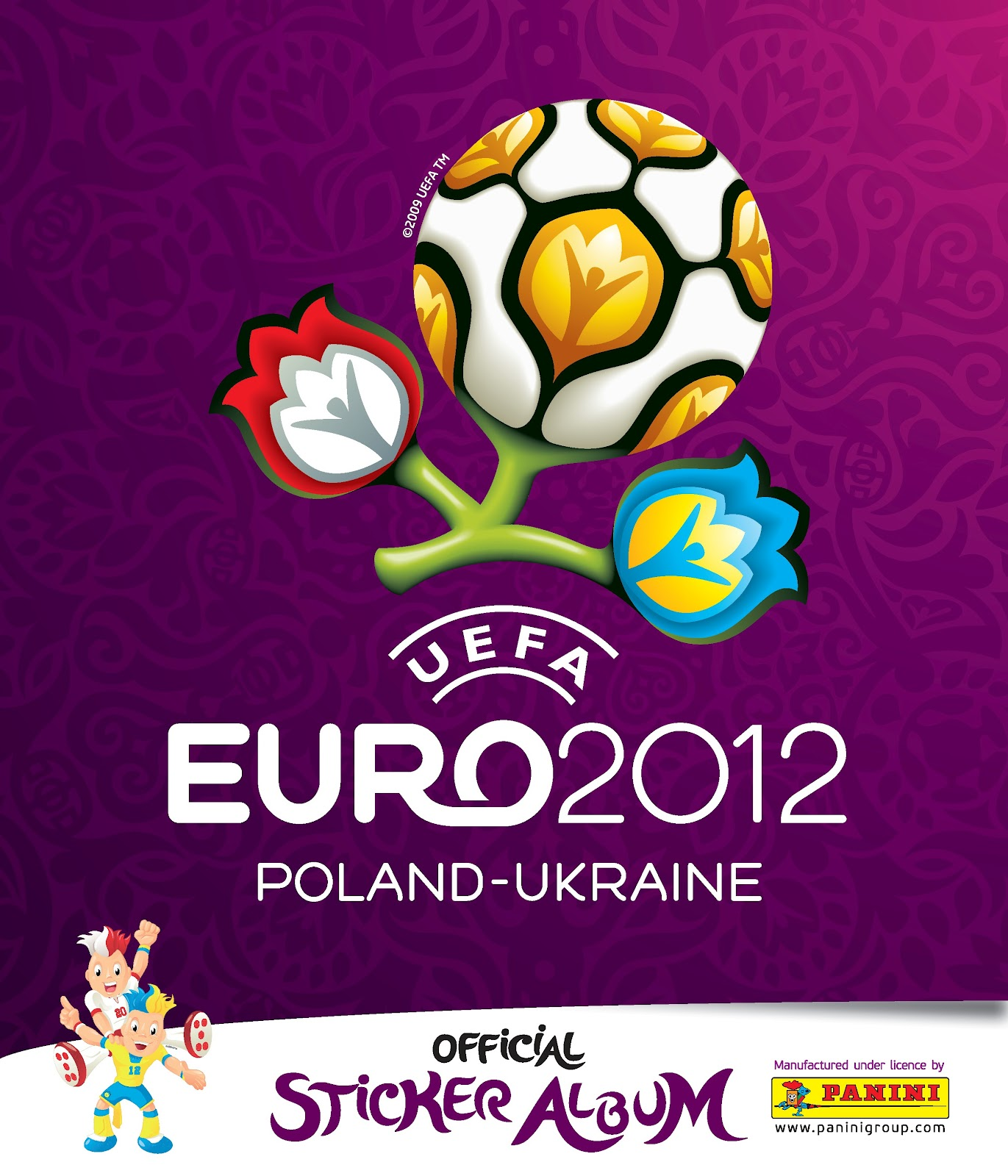 Thursday  June 14  2012 Euro 2012   Panini   Stickers 4  Ments