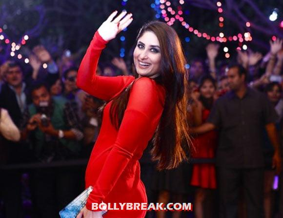 Kareena Kapoor in Heroine - (4) - Kareena Kapoor in RED Dresses
