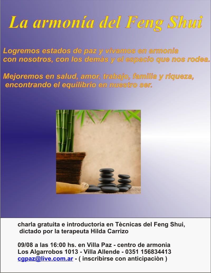 Portal terapias cordoba la armonia del feng shui for Tecnica del feng shui
