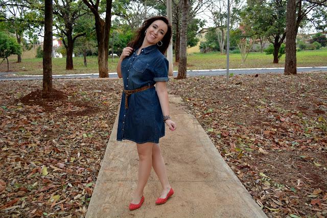 jeans, vestido jeans, sapatilhas, como surgiram as sapatilhas, história da sapatilha, tendência, verão 2016, carmen steffens, cs club, carmens steffens ribeirão preto, novo shopping, ribeirão preto, blog camila andrade, blog de moda em ribeirão preto, blogueira em ribeirão preto