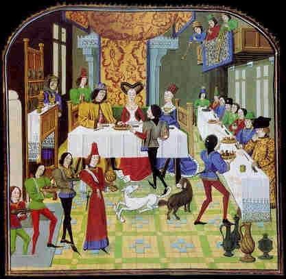 Chichibio cuoco e la gru. Novella tratta dal Decameron. Medioevo