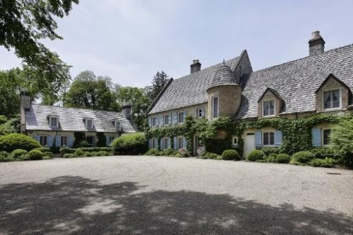 Affluent Abodes Historic French Country Estate 6 825 000
