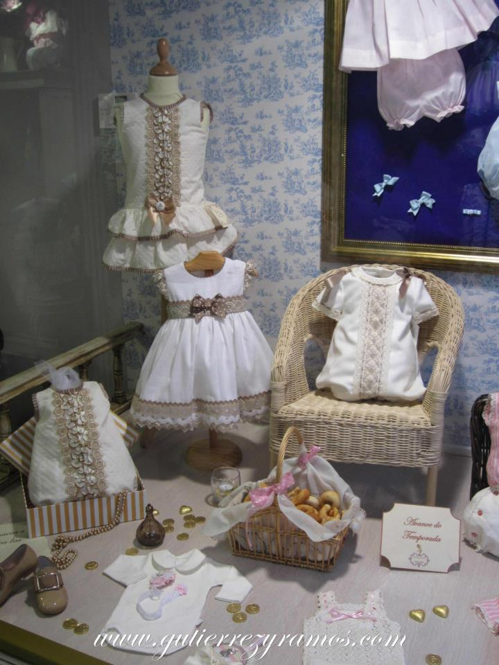gutierrez y ramos moda infantil